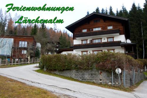 Фотографии отеля: Appartment Lärchenalm, Санкт-Мартин-ам-Тенненгебирге