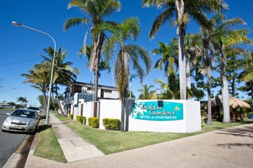 Fotografie hotelů: Toolooa Gardens Motel and Apartments, Gladstone