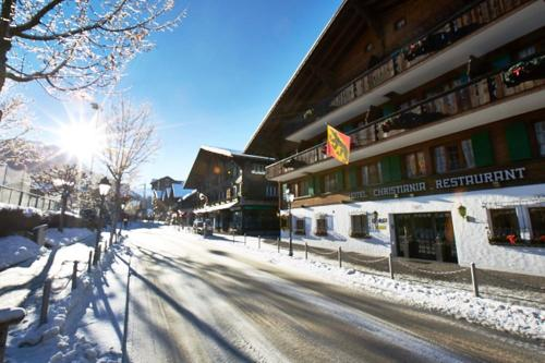 Hotel Pictures: Hotel Christiania Gstaad, Gstaad