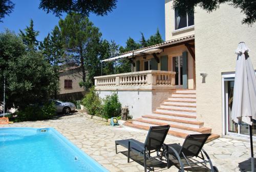 Hotel Pictures: En Avignon, Les Angles Gard
