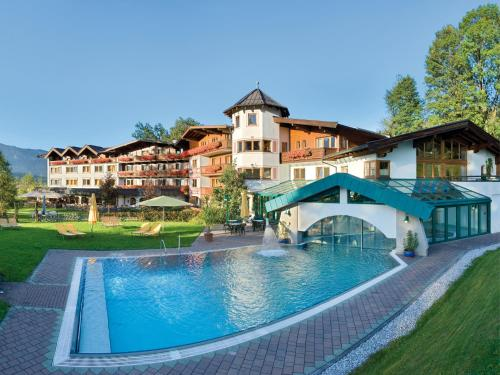 Fotos do Hotel: Erlebnishotel Kitzbühler Horn, Oberndorf in Tirol