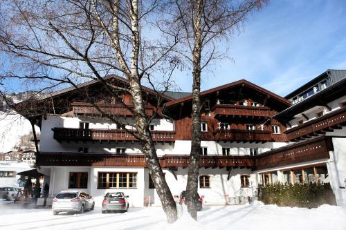 Fotografie hotelů: Valluga Hotel, Sankt Anton am Arlberg