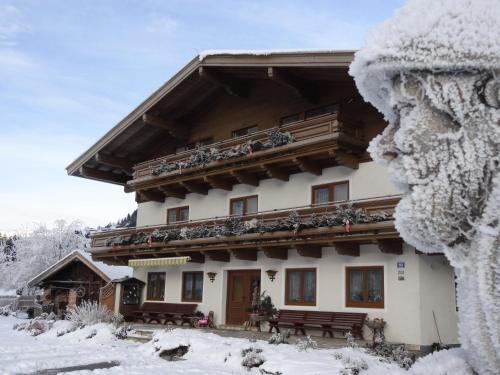 Hotellikuvia: Pension Forsthof, Maishofen