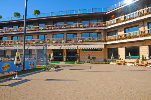 ホテル写真: Park Hotel Izida, Dobrich