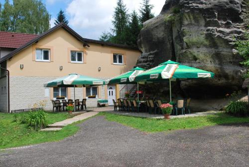 Hotel Pictures: , Jetřichovice