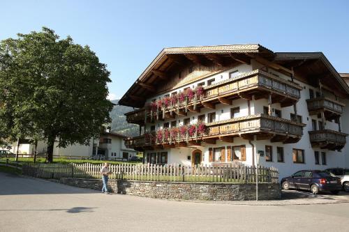 Fotografie hotelů: Ferienhof Lackner, Ried im Zillertal