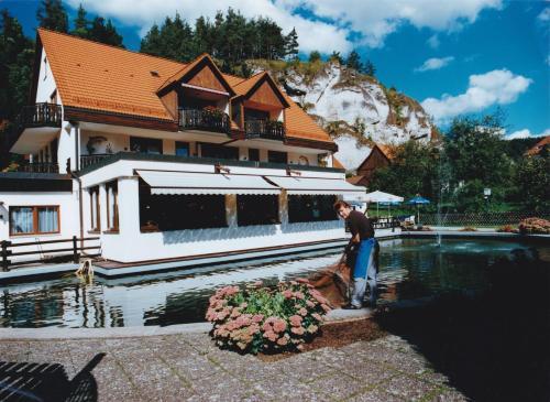 Hotel Pictures: Hotel-Restaurant Forellenhof, Pottenstein