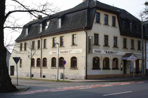Hotel Pictures: Hotel Kajüte 7, Lutherstadt Wittenberg