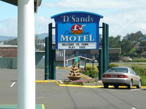 D Sands Condominium Motel