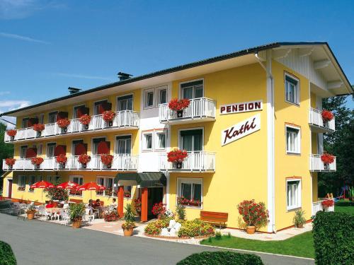 Фотографии отеля: Pension Kathi, Санкт-Канциан