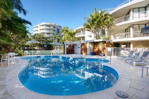 Noosa Pacific Riverfront Resort