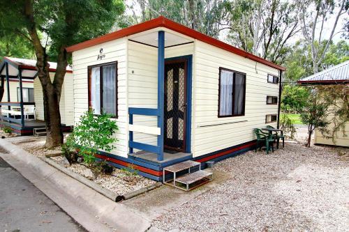 Фотографии отеля: Wangaratta Caravan and Tourist Park, Вангаратта