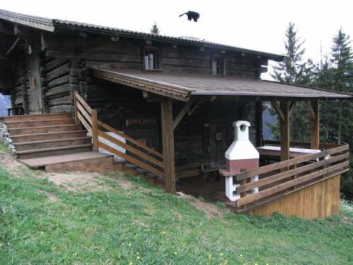 Foto Hotel: Hütte - Ferienhaus Bischoferhütte für 4-10 Personen, Alpbach