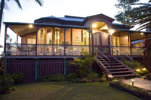 酒店图片: Naracoopa Bed & Breakfast & Pavilion, Shorncliffe