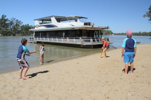 Φωτογραφίες: Mildura Houseboats, Mildura