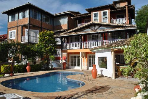 Hotel Pictures: Pousada Ananda-ri, São Lourenço
