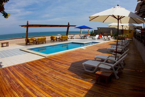 Hotel Pictures: Hotel Cabañas La Travesia, Santa Marianita