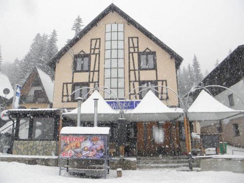 ホテル写真: Guest House Pahuljica, Jahorina