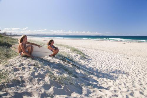 Fotos do Hotel: Backpackers Inn On The Beach, Byron Bay