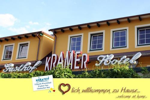 Foto Hotel: Altstadthotel Kramer, Villach