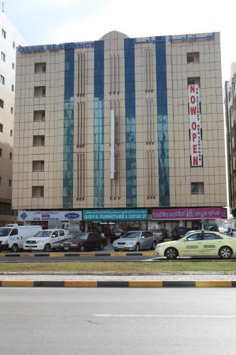 Φωτογραφίες: Oasis Residence Fujairah, Φουτζειρά