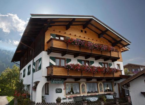 Hotelbilleder: Gasthof Hotelpension Lanzenhof, Going