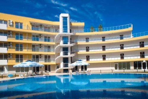 Fotos do Hotel: Apartments Fetisovi, Tsarevo