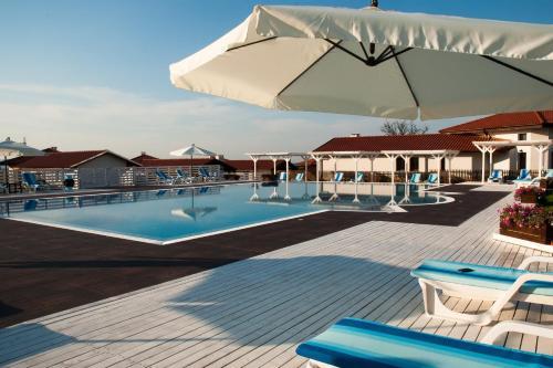 ホテル写真: Vacation House in Ivanovi Kolibi Complex, ロゼネッツ