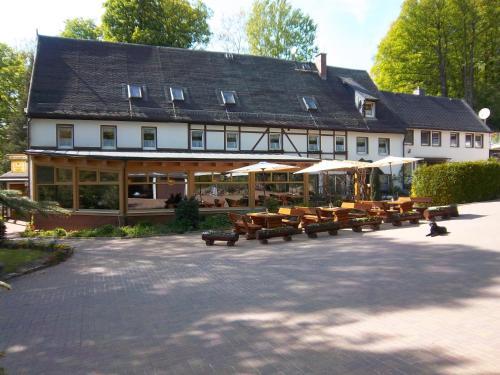 Hotel Pictures: Gaststätte & Pension Oelmuehle, Oberschöna