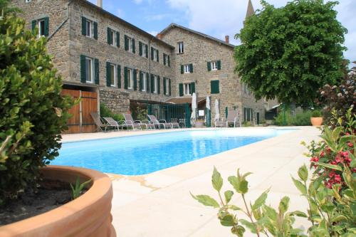 Hotel Pictures: , Rochepaule
