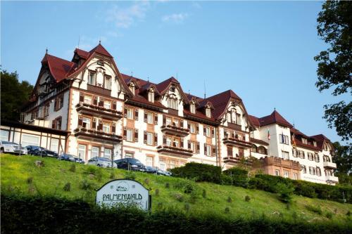 Hotel Pictures: Hotel Palmenwald Schwarzwaldhof, Freudenstadt