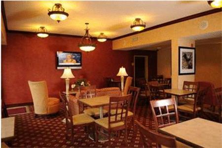 Hampton Inn Albany Review