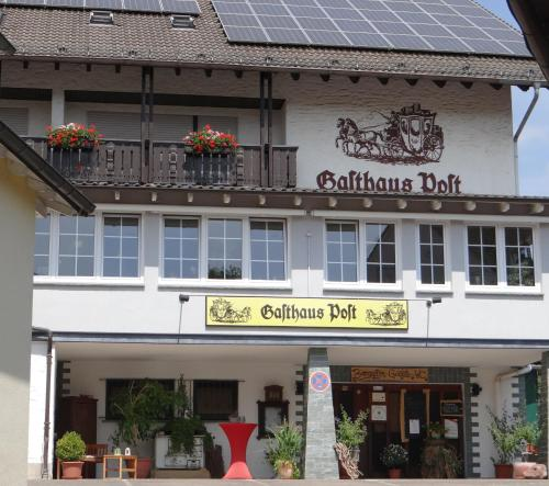 Hotel Pictures: Gasthaus Post, Goldbach