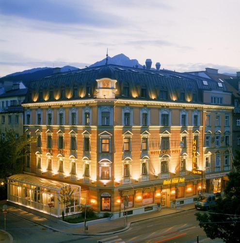 Zdjęcia hotelu: Hotel Neue Post, Innsbruck