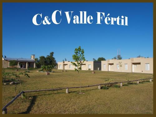 ホテル写真: Apart C&C Valle Fértil, San Agustín de Valle Fértil