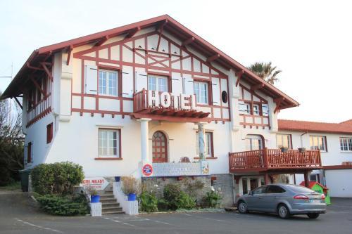 Hôtel de La Milady