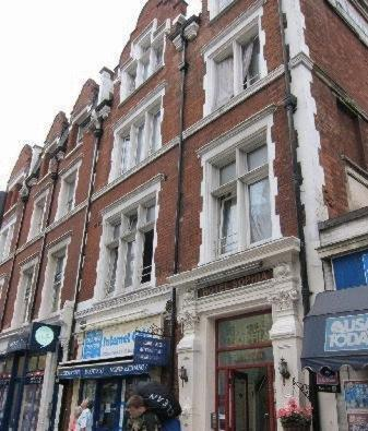 Page 6 south and west hampstead hotels viamichelin for 55 61 westbourne terrace london