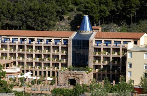Hotel Pictures: Hotel SPA TermaEuropa Balneario Arnedillo, Arnedillo