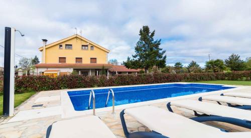 Hotel Pictures: Casa Reboiro, Monforte de Lemos