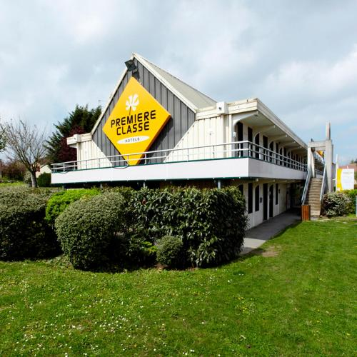 Hotel Pictures: Premiere Classe Coulommiers Mouroux, Mouroux