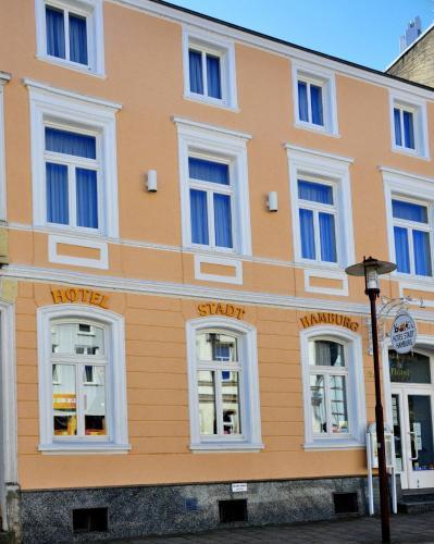 Hotel Pictures: Brocki's Hotel Stadt Hamburg, Parchim
