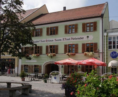 Hotel Pictures: Hotel zum grünen Baum, Plattling