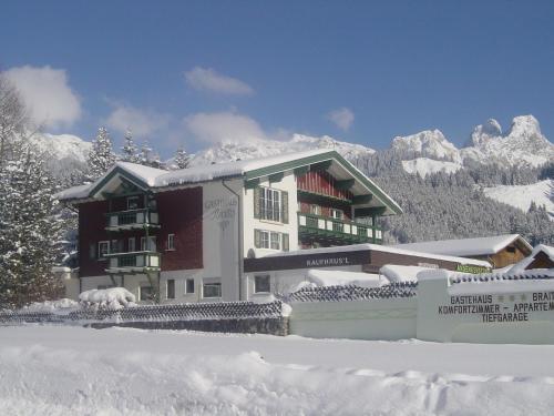 Hotellikuvia: Gästehaus Braito, Grän