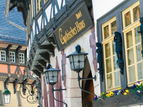 Hotel Pictures: Travel Charme Hotel Gothisches Haus, Wernigerode