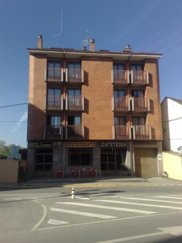 Hotel Pictures: Hotel Carmen, Bembibre
