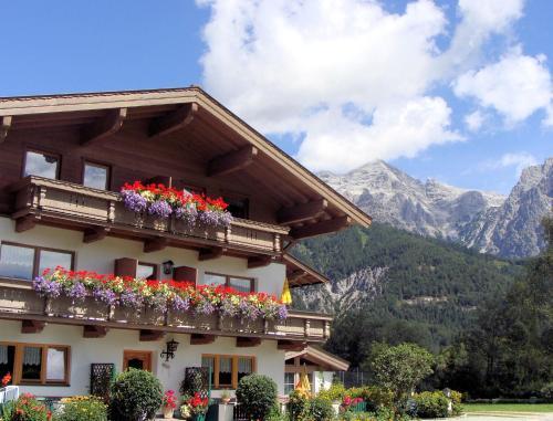 Hotelbilleder: Appartementhaus Schartental, Sankt Ulrich am Pillersee