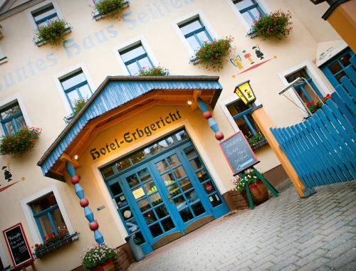 Hotel Pictures: Hotel Erbgericht Buntes Haus, Seiffen