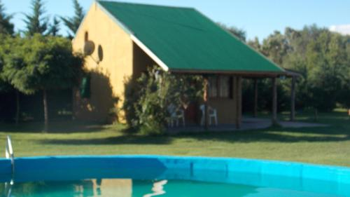 Foto Hotel: Cabañas Las Moras, Trenque Lauquen