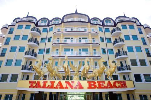 Hotel Pictures: Taliana Beach Residence, Elenite