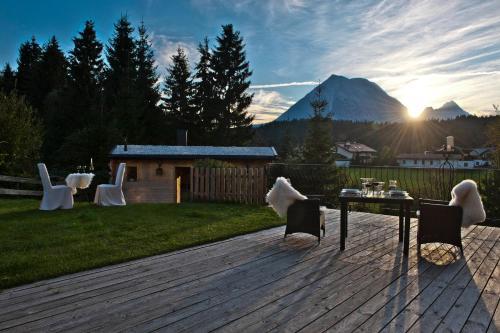 Fotos do Hotel: Alte & Neue Mühle, Leutasch
